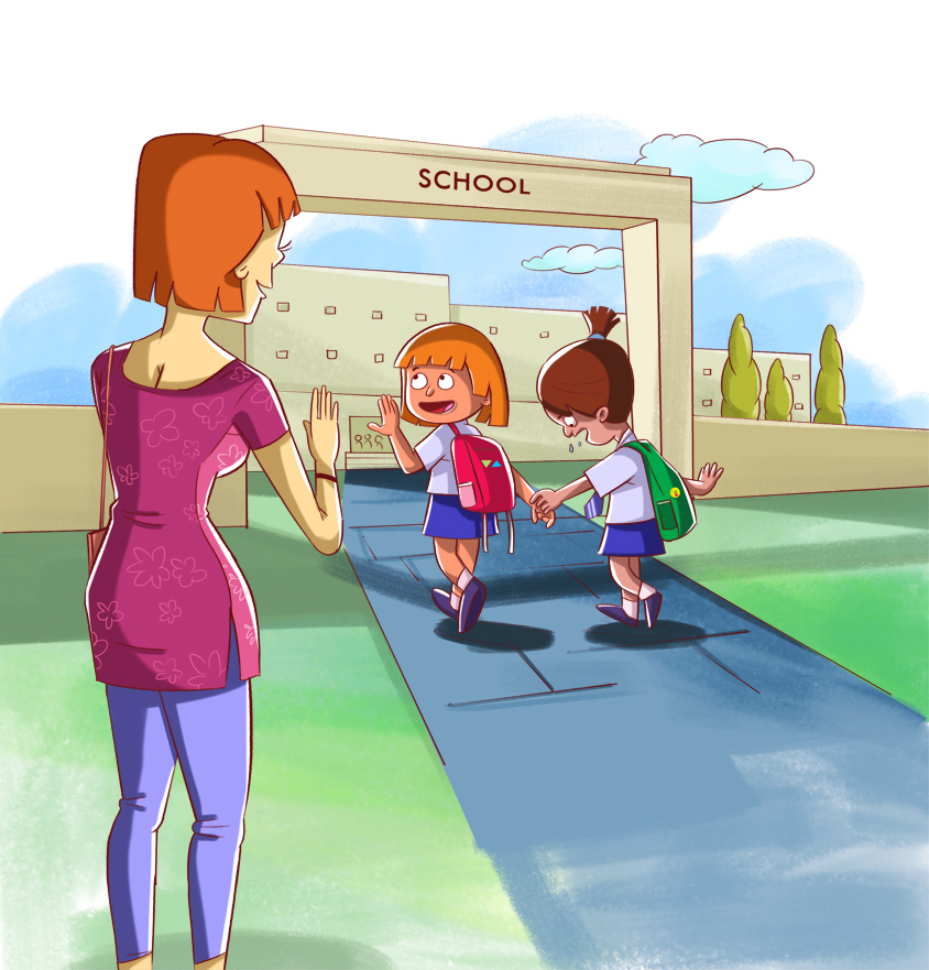 The-First-Day-of-School-1